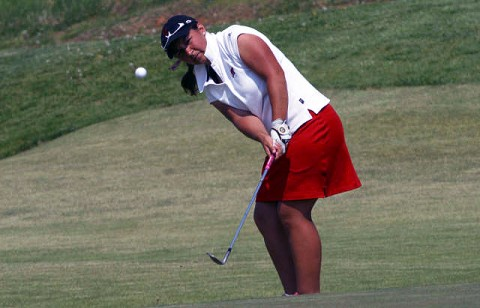 APSU Women's Golf host the 12th Annual F&M Bank APSU Intercollegiate. (Courtesy: Austin Peay Sports Information)
