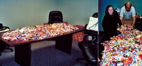 Clarksville Dental Center's Candy Buy Back