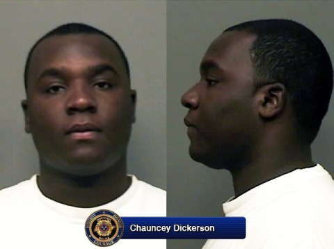 Chauncey Booker Dickerson