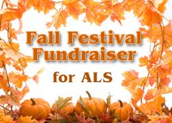 Fall Festival Fundraiser for ALS