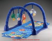 Ocean Wonders™ Kick & Crawl™ AquariumArcade™