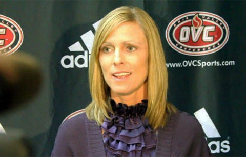 Lady Govs head coach Carrie Daniels. (Courtesy: Austin Peay Sports Information)