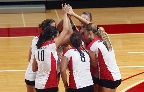 The Lady Govs volleyball team travels to Eastern Kentucky for a 5:00pm (CT), Tuesday OVC contest. (Courtesy: Robert Smith/The Leaf-Chronicle)