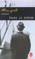 Pietr Le Letton by Georges Simenon
