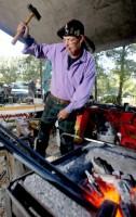 Blacksmith Randy Rain