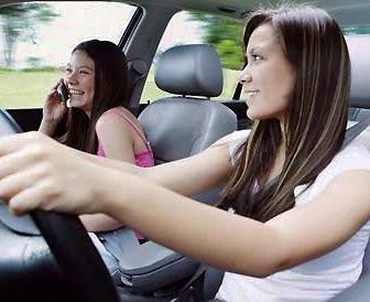 Teens Driving