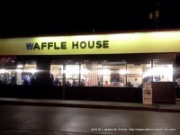 The Wilma Ruldolph Bvld Waffle House