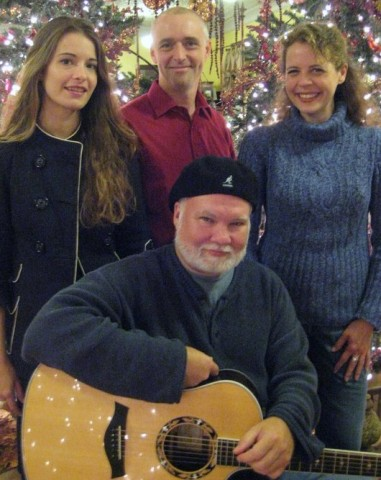 The Cast of Christmas Down Home