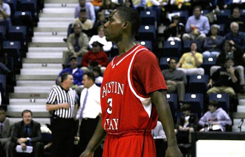 Caleb Brown, APSU Governors. (Courtesy: Austin Peay Sports Information)