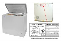 Haier Chest Freezer - ESNCM053E