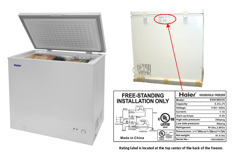 Image Result For Chest Freezer Repair Troubleshooting