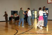 Senior's dance at the Quicksilver Social at the Kleeman Community Center