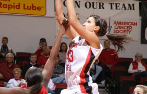 Lady Govs Basketball. (Courtesy: Austin Peay Sports Information)