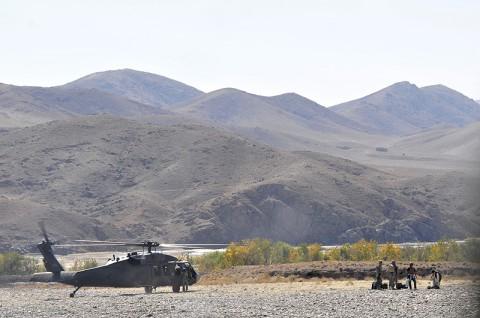 (Photo by Sgt. 1st Class Sadie Bleistein, 101st Combat Aviation Brigade)