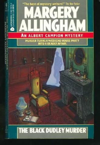 The Crime at Black Dudley - Margery Allingham