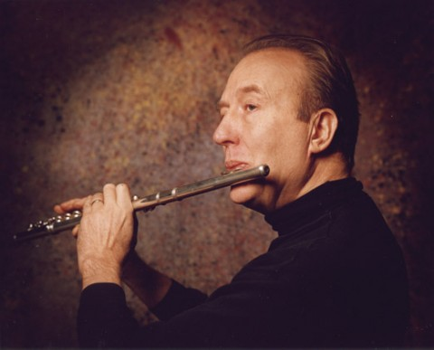 British flutist William Bennett