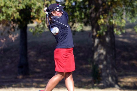 Lady Govs Golf. (Courtesy: Austin Peay Sports Information)