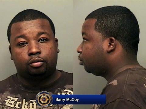 Barry McCoy