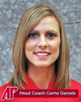 Head Coach Carrie Daniels