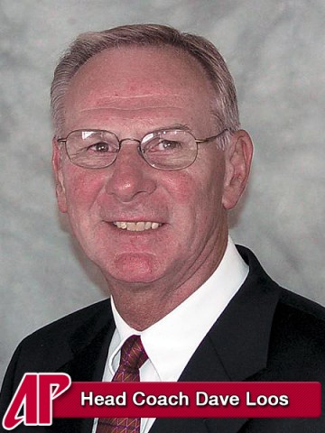 APSU Men's Basketball's Head Coach Dave Loos.