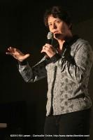 Comedian Barb Neligan