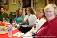 The Judging of the Christmas Cookie Bake Off