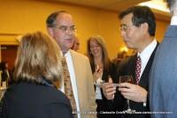 Consul-General Hiroshi Sato speaking with Congressman Jim Cooper
