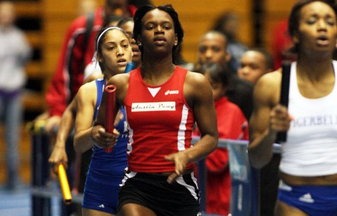 APSU Women's Track and Field (Courtesy: Austin Peay Sports Information)