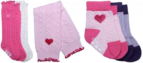 Recalled Baby Leg Warmers and Socks