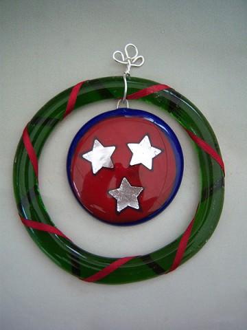 Susan Parry TN Ornament
