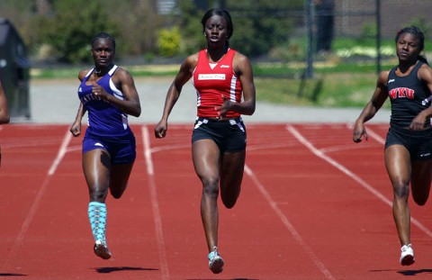 APSU Women's Track and Field. (Courtesy: Austin Peay Sports Information)