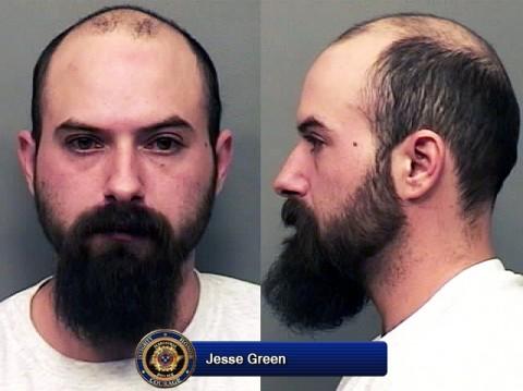 Jesse Joe Green