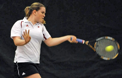 APSU Women's Tennis. (Photo Courtesy: Austin Peay Sports Information)