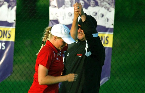 APSU Women's Tennis. (Photo Courtesy: Austin Peay Sports Information)