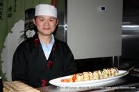 Tony Yang, owner of Fujiyama Japanese Steak and Sushi
