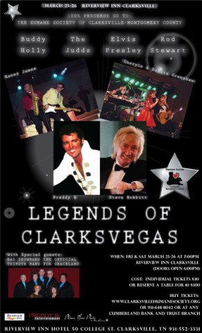 Legends of Clarksvegas