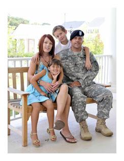 Active Duty Family members