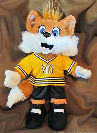 Trixy Stuffed Animal