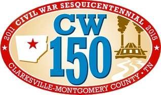 Clarksville Montgomery County Civil War - CW150 Commission