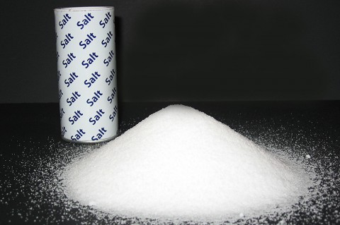 Reduction in Salt Consumption Recommended. (Copyright American Heart Association)