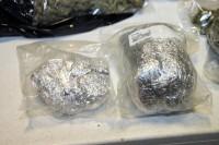 Blocks of hashish. (Photos by CPD-Jim Knoll)