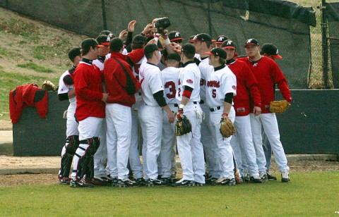 APSU Men's Baseball. (Austin Peay Sports Information)