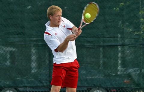 APSU Men's Tennis. (Photo Courtesy: Austin Peay Sports Information)