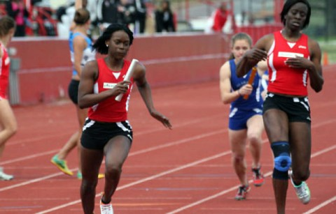 APSU Track and Field. (Photo Courtesy: Austin Peay Sports Information)