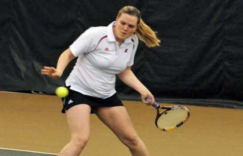 APSU Women's Tennis. (Austin Peay Sports Information)