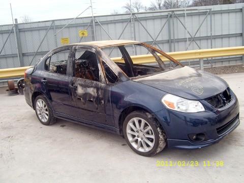 Arson Car