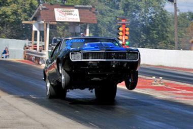 Clarksville Speedway Drag Racing