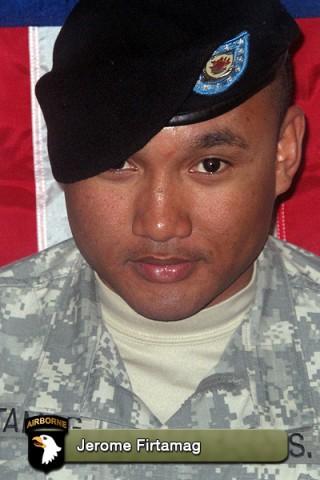 Staff Sgt. Jerome Firtamag