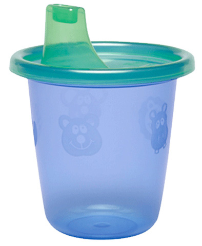Training Cup or Sippy Cup.