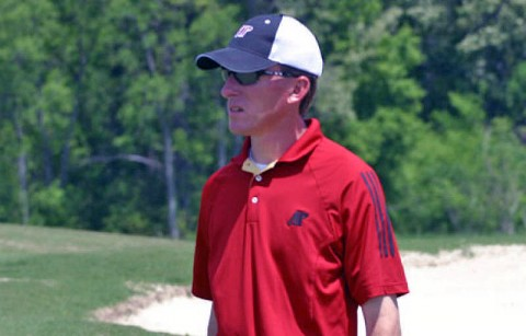 APSU Men's Golf. (Photo Courtesy: Austin Peay Sports Information)